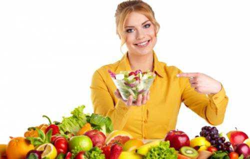 щадящая диета для похудения живота
